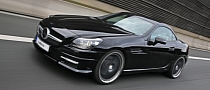 Mercedes Benz SLK 350 Tuning by Vath