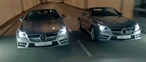 Mercedes Benz SLK Commercial: Masquerade [Video]
