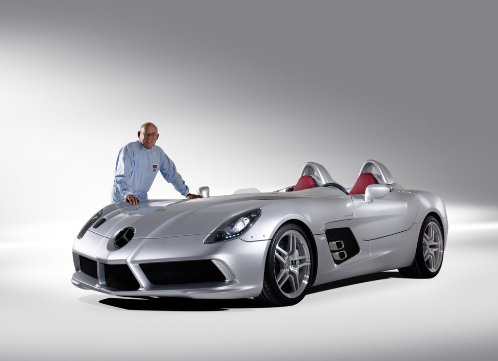 Mercedes slr mclaren stirling moss for sale in miami for Miami mercedes benz dealers
