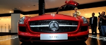 Mercedes-Benz SLS AMG Gets Plus X Award