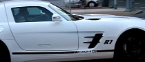 Mercedes-Benz SLS AMG - Hooned in Town [Video]