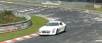 Mercedes-Benz SLS AMG Sound on the Nurburgring [Video]
