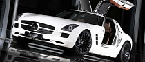 Mercedes-Benz SLS AMG Tuned by Inden Design