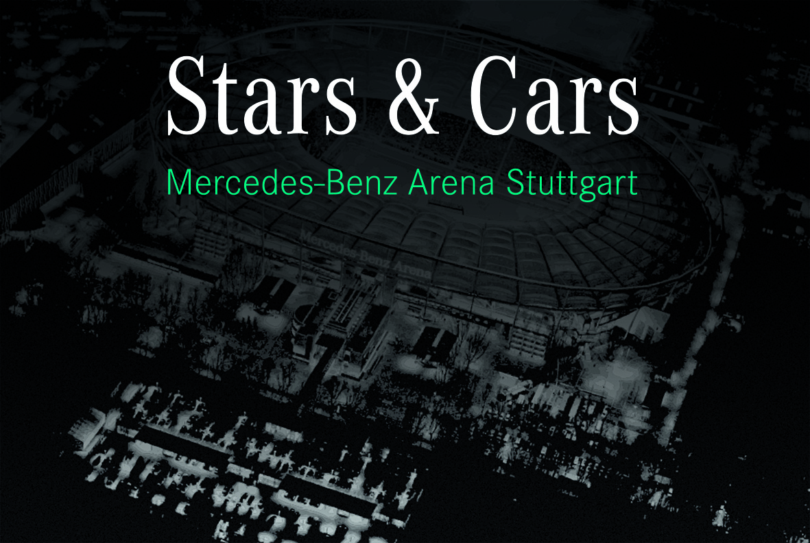 Mercedes benz stars and cars 2015 to include a race of for Mercedes benz events