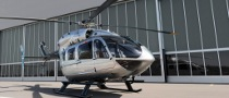 Mercedes-Benz Style Helicopter Ready to Take Off [Gallery]