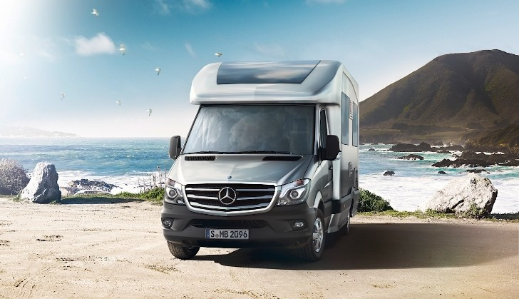 Mercedes-Benz Takes Over The 2013 Caravan Salon [Photo Gallery]
