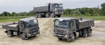 Mercedes-Benz to Start Actros Production in Brazil in 2011