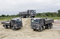 Mercedes-Benz Actros photo