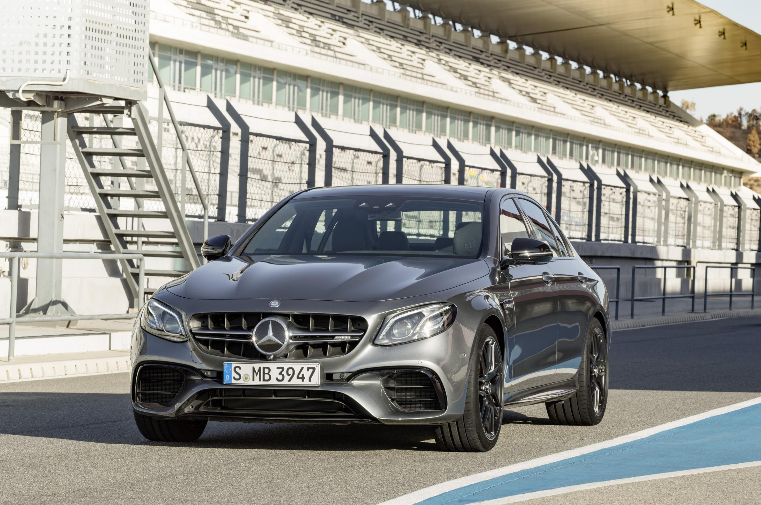 Mercedes Benz Uk Prices E63 4matic Sedan From Gbp 78 935