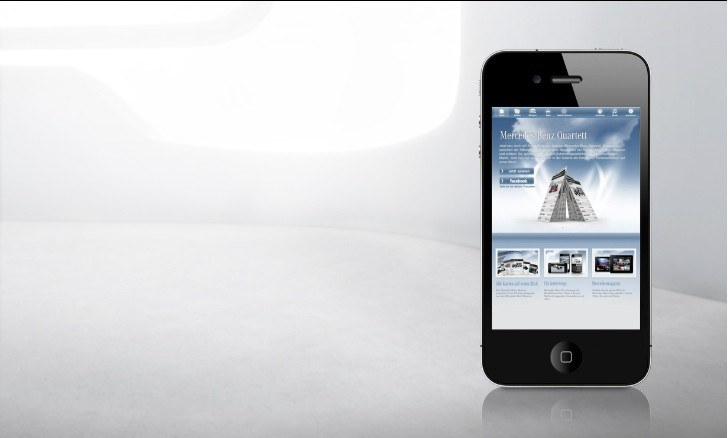Mercedes-Benz UK Releases New iPhone and Android App