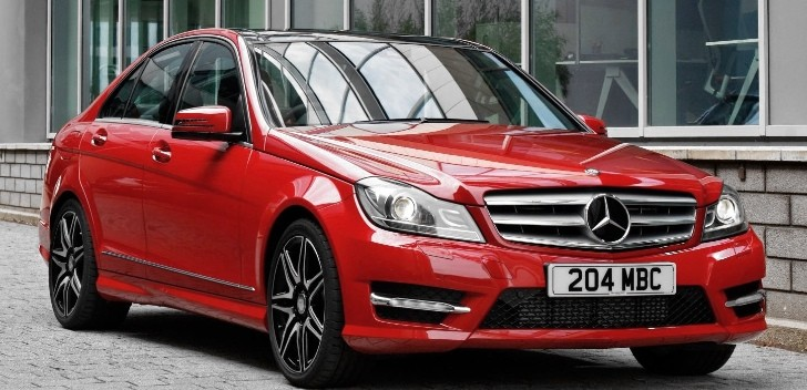 Mercedes-Benz UK Sales Increase in October