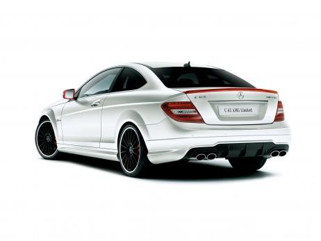 Mercedes-Benz Unveils New Limited Edition C63 AMG in Japan