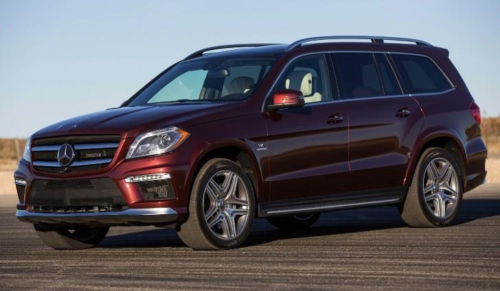 Mercedes-Benz USA Recalls 69 GL-Class Models - autoevolution