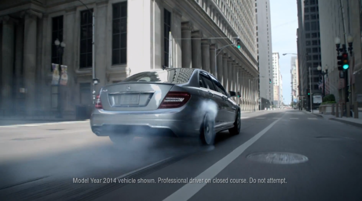 "Mercedes-Benz USA Releases C-Class ""Alignment"" Commercial [Video]"
