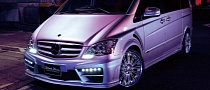 Mercedes-Benz Viano Tuned by Wald International [Photo Gallery]