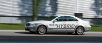 Mercedes-Benz Vision S 500 Plug-in HYBRID Revealed