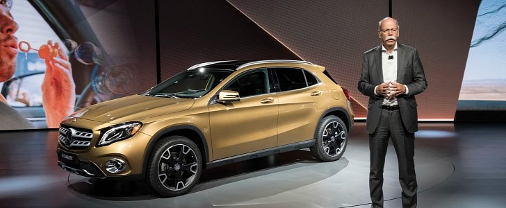 mercedes benz will add three new models to its compact car range by. Cars Review. Best American Auto & Cars Review