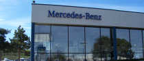 Mercedes Builds $220 million US Dealership