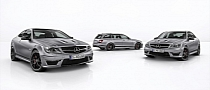 Mercedes C 63 AMG Edition 507 Goes On Sale [Photo Gallery]