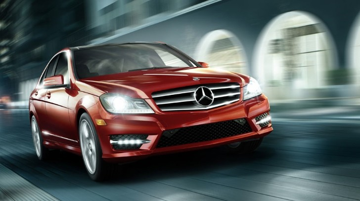 Mercedes C-Class Is The Most Stolen Luxury Car