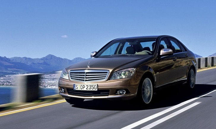 Mercedes C-Class Under NHTSA Investigation Over Taillight Issues