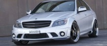 Mercedes C-Klasse Gets Extra Power from Kicherer