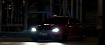 Mercedes C63 AMG Black Series Commercial: Night Drifting [Video]