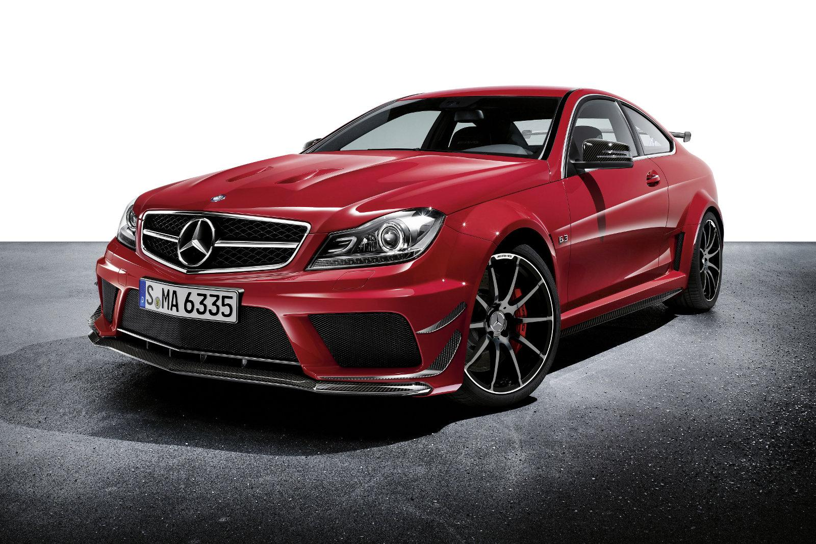 Mercedes c63 amg black series sold out autoevolution Mercedes benz c63 amg black series price