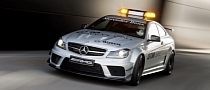Mercedes C63 AMG Coupe Black Series DTM Safety Car [Photo Gallery]