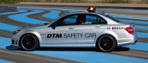 Mercedes C63 AMG to Serve as Safety Car for 2011 DTM Season