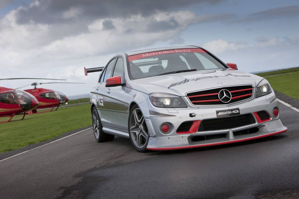 Mercedes celebrates the 1 000th c63 amg sold in australia for Mercedes benz cars com