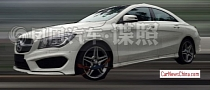 Mercedes CLA Coming to China, Long Wheelbase Version Planned
