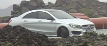 Mercedes CLA Compact Sedan to Debut at 2013 Detroit Auto Show