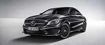 Mercedes CLA Edition 1 Announced in Germany