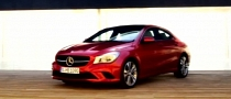 Mercedes CLA Makes Video Debut [Video]