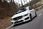 Mercedes CLA Receives KW Coilover Suspension [Photo Gallery]