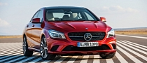 Mercedes CLA Shooting Brake Coming in 2015