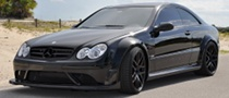 Mercedes CLK63 Black Series Gets Renntech Treatment
