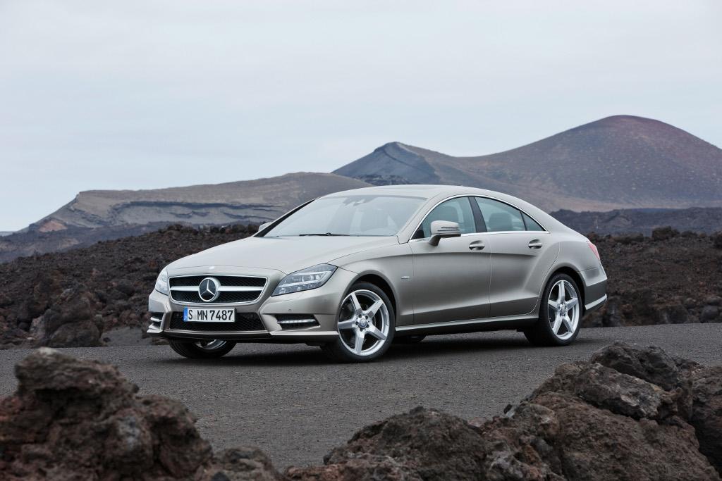 Mercedes Cls Gets Tuv Environmental Certification Autoevolution