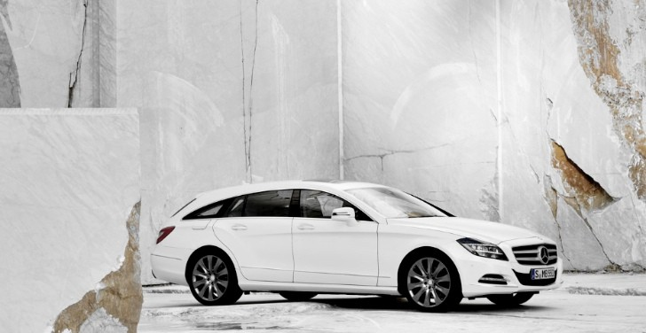 Mercedes CLS Shooting Brake Launched in Australia