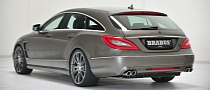 Mercedes CLS Shooting Brake Tuned by Brabus [Photo Gallery]