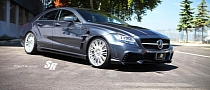 Mercedes CLS63 AMG Becomes Project Maximus by SR Auto Group