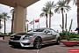 Mercedes CLS63 AMG on Vossen 20-Inch Rims [Photo Gallery]