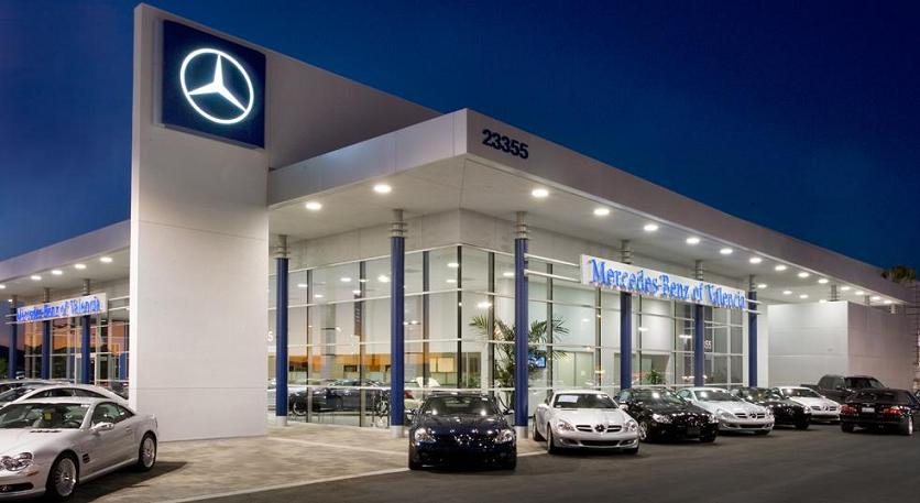 Mercedes dealers expect tough 2009 autoevolution for Mercedes benz dealers in michigan