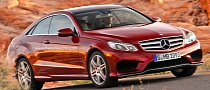 Mercedes E-Class Coupe Facelift Rendering