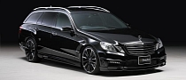 Mercedes E-Class Estate Black Bison Edition [Photo Gallery]