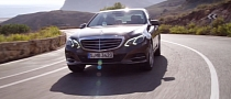 Mercedes E-Class Facelift Makes Video Debut [Video]