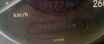 Mercedes E-Class Hits 1M Km in Greece