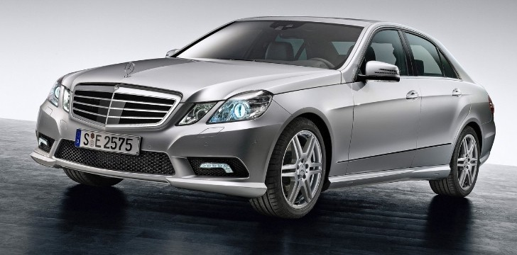 Mercedes E-Class Superlight Coming in 2015