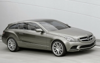 Mercedes E-Klasse shooting brake concept